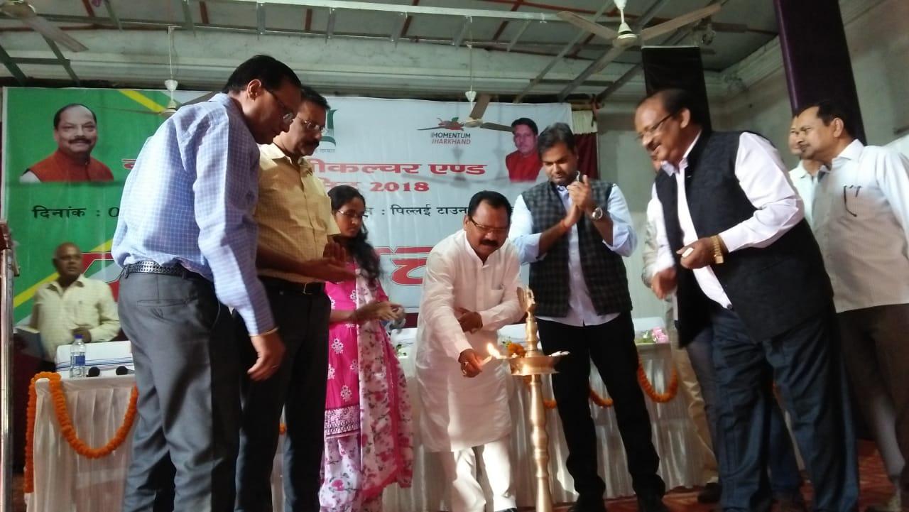 प्रत्येक खेतों में पानी पहुंचाना केन्द्र सरकार का लक्ष्य: लक्ष्मण गिलुवा