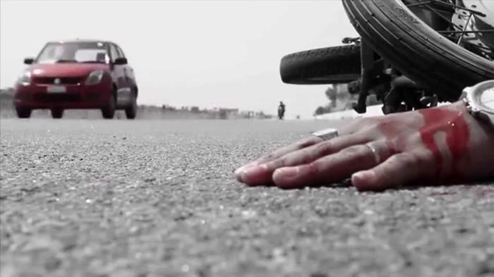 बगोदर: सड़क हादसे में महिला घायल